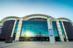 Adelaide Oval in der Stadt, Süd-Australien Lizenzfreie Stockbilder