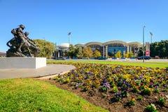 Adelaide Oval-Stadion Lizenzfreies Stockbild