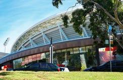 Adelaide Oval Stadium, Süd-Australien Stockbild