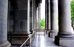 Adelaide Parliament House Stock Photo