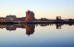 Adelaide portuário histórico Fotos de Stock Royalty Free