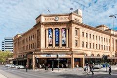 Adelaide Railway Station Stock Photos