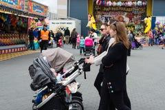 Adelaide Royal Show, im September 2014 Lizenzfreies Stockfoto