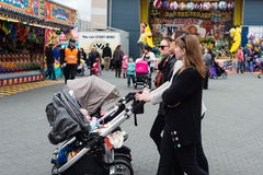 Adelaide Royal Show, September 2014 Royalty Free Stock Photo