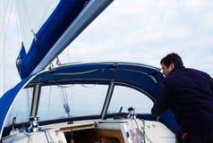 adelaide segling Arkivbilder