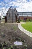 Bamboo Hut, Adelaide Botanic Garden, South Australia Stock Images