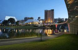 Adelaide stad Fotografering för Bildbyråer