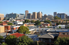 Adelaide Stad Australië Royalty-vrije Stock Foto