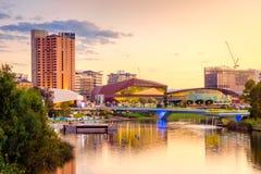 Adelaide-Stadt Australien Stockbilder