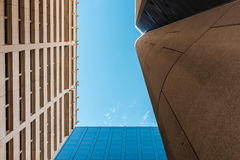Adelaide-Stadtbürogebäude Lizenzfreie Stockfotografie