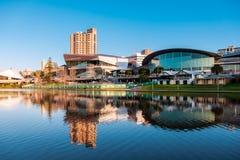 Adelaide-Stadtzentrum Lizenzfreies Stockfoto