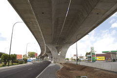 Adelaide super highway Stock Images