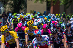 Adelaide Tour Down Under 7 Lizenzfreies Stockfoto