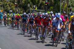 Adelaide Tour Down Under 11 Stockfoto
