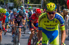 Adelaide Tour Down Under 48 Stockbilder