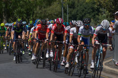 Adelaide Tour Down Under 2016 Stockfoto