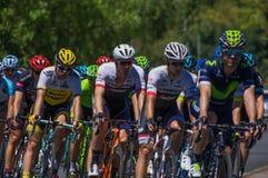 Adelaide Tour Down Under 2016 Lizenzfreie Stockfotografie