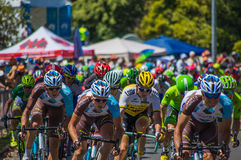 Adelaide Tour Down Under 2016 Stockfotografie