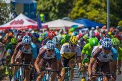 Adelaide Tour Down Under 2016 Stockfotografie
