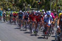 Adelaide Tour Down Under 11 Stock Photo