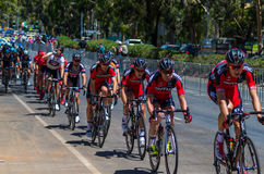 Adelaide Tour Down Under 14 Stock Photography
