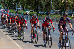 Adelaide Tour Down Under 17 Royalty Free Stock Image