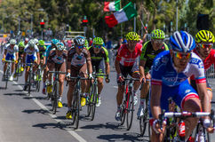 Adelaide Tour Down Under 39 Royalty Free Stock Image