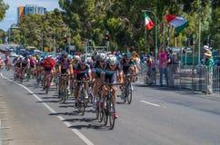 Adelaide Tour Down Under 43 Stock Photo