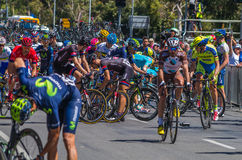 Adelaide Tour Down Under 47 Stock Image
