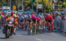 Adelaide Tour Down Under 51 Royalty Free Stock Photography