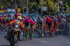 Adelaide Tour Down Under 52 Stock Photography