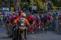Adelaide Tour Down Under 54 Royalty Free Stock Photography