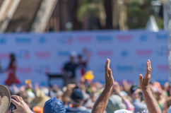 Adelaide Tour Down Under 57 Stock Photography