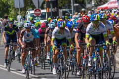 Adelaide Tour Down Under 2016 Stock Photography