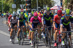 Adelaide Tour Down Under 2016 Stock Image