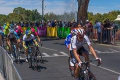 Adelaide Tour Down Under 2016 Stock Photo