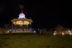 Adelaide - un parque más viejo - tarde Fotografía de archivo
