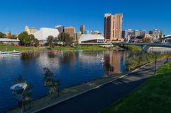 Adelaide View 16 Stockfoto