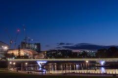 Adelaide Vigil Lizenzfreies Stockfoto