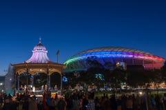 Adelaide Vigil Lizenzfreie Stockfotografie