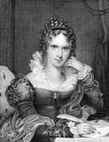 Adelaide von Saxe-Meiningen Stockfotos
