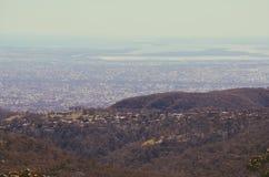 Adelaide wzgórza Fotografia Stock