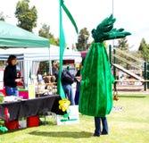 Adelaidevegan-Festival Lizenzfreies Stockfoto