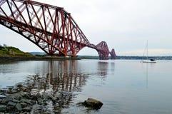 Adelante puente Fotografía de archivo libre de regalías