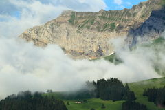 Adelboden Stock Photography
