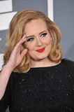Adele. At the 54th Annual Grammy Awards at the Staples Centre, Los Angeles. February 12, 2012  Los Angeles, CA Picture: Paul Smith / Featureflash Stock Photos
