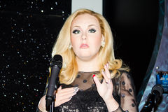 Adele royalty free stock photography