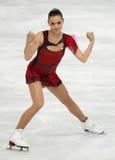 Adelina SOTNIKOVA (RUS) Lizenzfreies Stockfoto