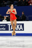 Adelina SOTNIKOVA (RUS) Lizenzfreie Stockfotografie