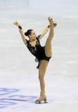 Adelina SOTNIKOVA (RUS) Lizenzfreie Stockfotos